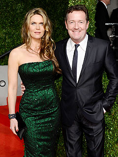 Fourth Child On the Way for Piers Morgan
