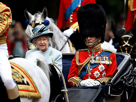 Prince William and Catherine Celebrate the Queen| The Royals, Kate Middleton, Prince William, Individual Class