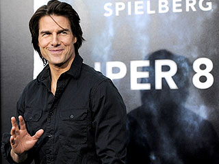 Inside the Super 8 Party: Tom Cruise, Conan and Slushies