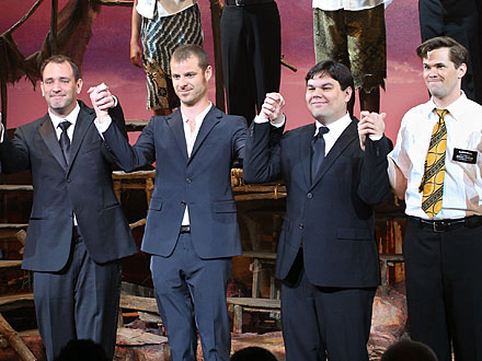 South Park&#39;s Matt Stone and Trey Parker Conquer Broadway