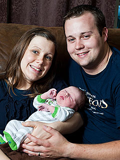 Josh and Anna Duggar Welcome a Baby Boy | Anna Duggar, Joshua Duggar