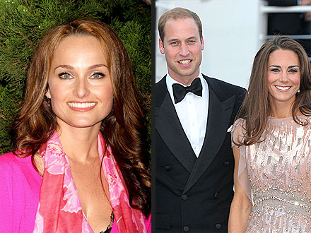 Giada De Laurentiis Reveals Kate & William's Menu