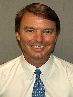 John Edwards Called Mistress Rielle Hunter a 'Crazy Slut,' Says Witness | John Edwards