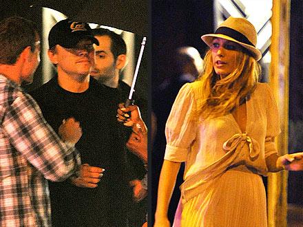 Leonardo DiCaprio & Blake Lively's 'Shady' Date
