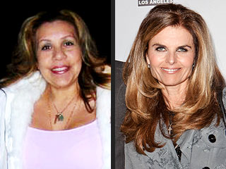 Maria Shriver, Mildred Baena Embraced During Revelation of Arnold&#39;s Son Joseph