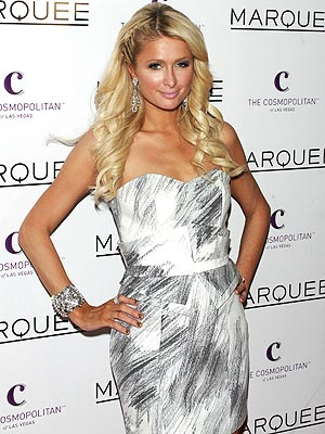 Paris Hilton and Cy Waits Are 'Really Happy'