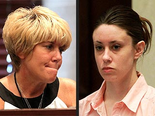 Cindy Anthony: Caylee Could Climb into Pool By Herself | Casey Anthony