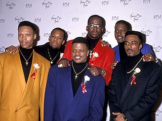 New Edition Reuniting at Essence Music Festival