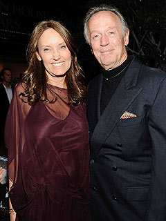 Peter Fonda Marries for the Third Time
