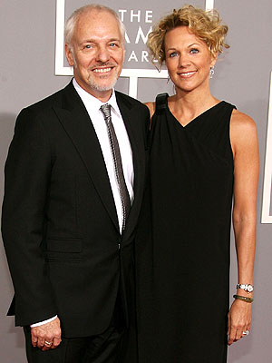 Peter Frampton Files for Divorce | Peter Frampton