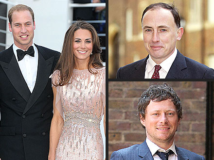Prince William and Kate's North American Tour Entourage