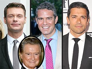 POLL: Should Ryan Seacrest Replace Regis Philbin?