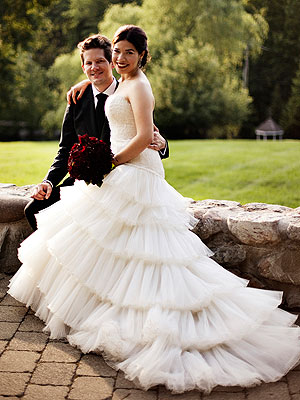 America Ferrera Is Married!