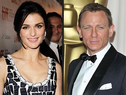 Daniel Craig and Rachel Weisz Secretly Wed!   Daniel Craig, Rachel Weisz