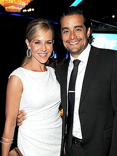 Julie Benz Ties the Knot | Julie Benz