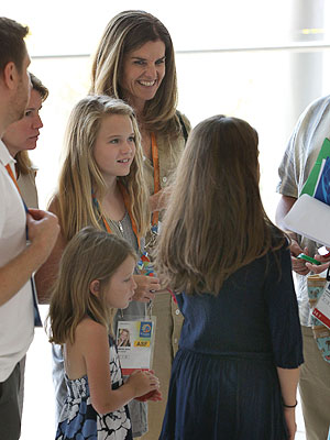 Special Olympics - Maria Shriver Blogs About World Games