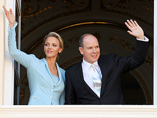 Prince Albert and Charlene Wittstock Are Married