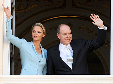Prince Albert Strikes Back at Marriage Rumors