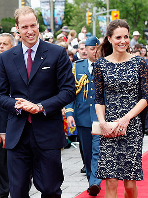 Prince William & Kate 'So Delighted' with Canada | Kate Middleton, Prince William
