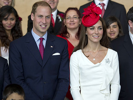 Prince William and Catherine Celebrate Canada Day with Massive Crowds