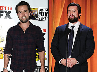 Is Rob McElhenney Funnier 50 Lbs. Heavier?