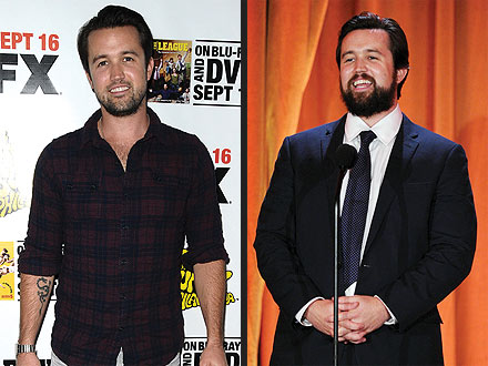 Rob McElhenney Packs on 50 Lbs. for It's Always Sunny in Philadelphia