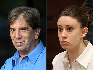 Casey Anthony Trial: Roy Kronk Testifies about Finding Caylee's Remains