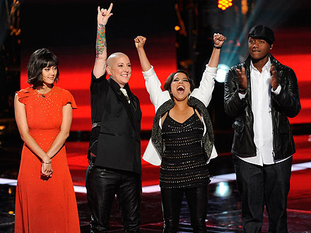 The Voice Picks Its First Winner