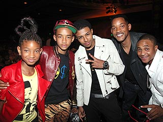 Jaden & Willow Smith Shine at BET Awards