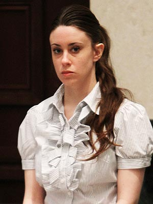 Casey Anthony: Going Into Law?