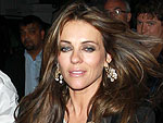Elizabeth Hurley&#39;s Puts on a Poker Face in Las Vegas