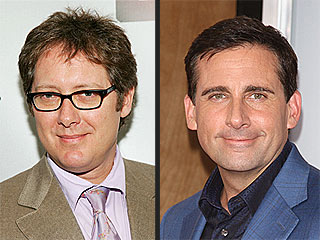 POLL: Can James Spader Fill Steve Carell's Shoes? | James Spader, Steve Carell