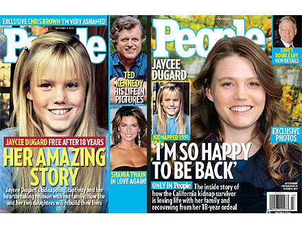 Jaycee Dugard Tells Her Story of Kidnap and Abuse| Jaycee Dugard, Phillip Garrido