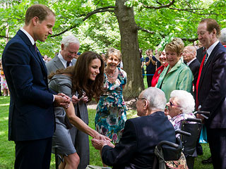 Prince William & Kate Plant a Tree to Symbolize Love| The Royals, Kate Middleton, Prince William