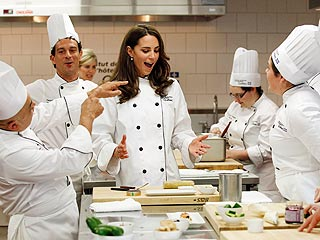 Prince William & Kate Master French Cooking in Montreal| The British Royals, Kate Middleton, Prince William, Persons on Cover