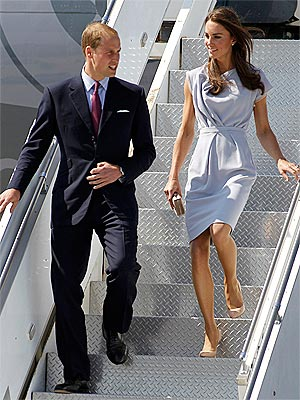 Prince William & Kate Arrive in United States | Kate Middleton, Prince William