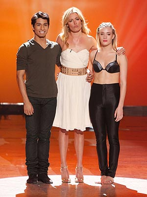 SYTYCD Top 10: Elimination Results