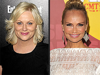How the Stars Are Celebrating Their Emmy Nods | Amy Poehler, Kristin Chenoweth