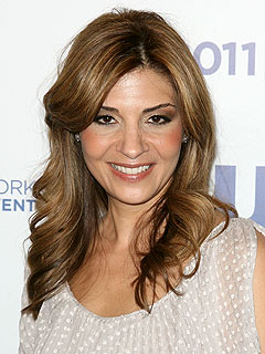 callie thorne 240 Callie Thorne: Wrapping Rescue Me was Terrible!
