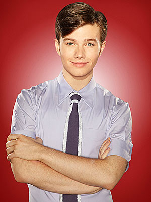 Chris Colfer's 'Glee'-ful Meal | Chris Colfer