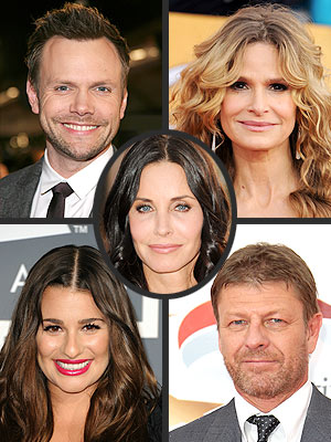 SNUB POLL: Who Most Deserved an Emmy Nomination? | Courteney Cox, Joel McHale, Kyra Sedgwick, Lea Michele, Sean Bean
