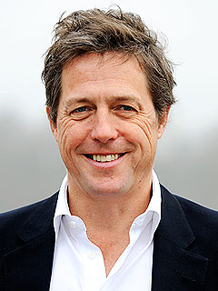 Surprise! Hugh Grant Is a Dad