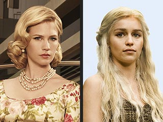 POLL: Which Drama Series Deserves an Emmy? | January Jones