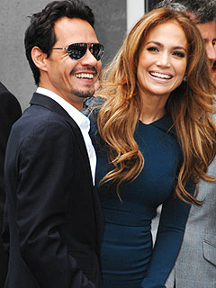 Awkward? J. Lo & Marc Anthony: Both Expected at AMAs | Jennifer Lopez, Marc Anthony