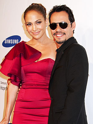 Jennifer Lopez, Marc Anthony Split: Signs of Trouble