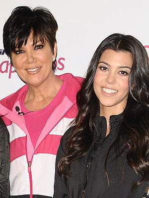 Momager Kris Declares: Kourtney Needs to Get Married – Now! | Kourtney Kardashian
