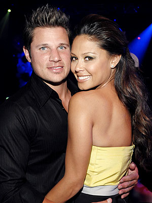 Nick Lachey and Vanessa Minnillo Wed!