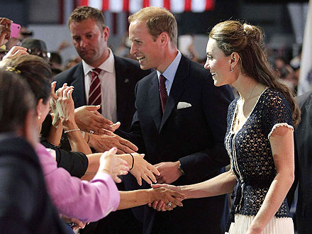 Prince William & Kate: The Talk of Tinseltown| The Royals, Kate Middleton, Prince William