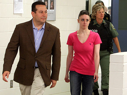 casey anthony 2 440 Casey Anthony Will Have Issues for a Long Time: Lawyer