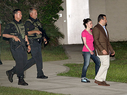 casey anthony 440 Casey Anthony Released from Jail